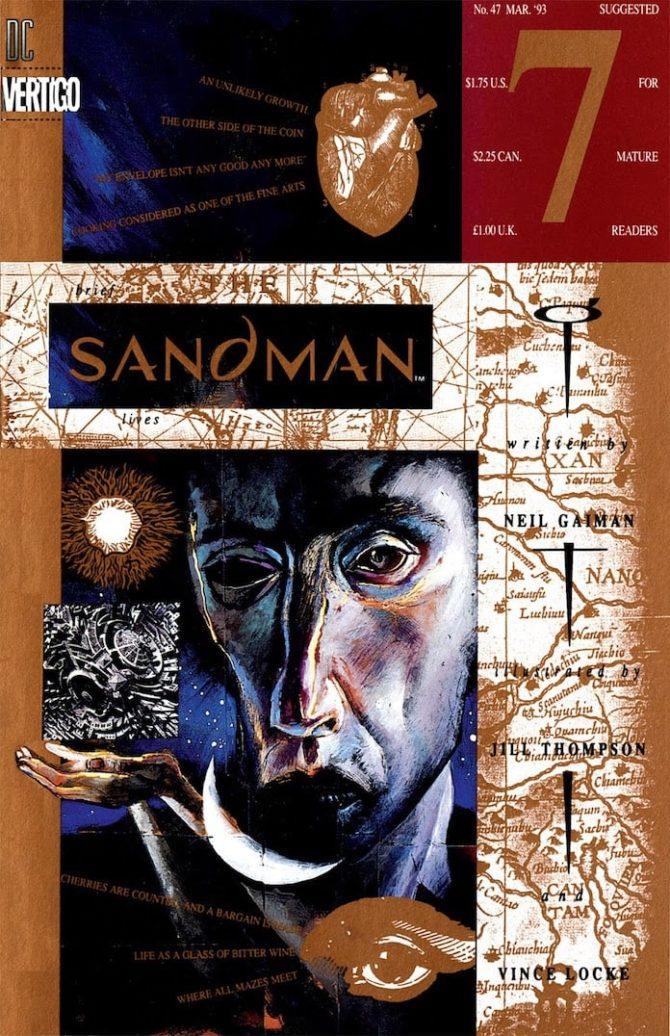 sandman 47 vertigo dc comics