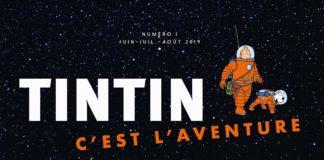 tintin c'est l'aventure rivista