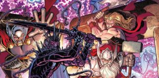 thor war of the realms 6 fumetto marvel