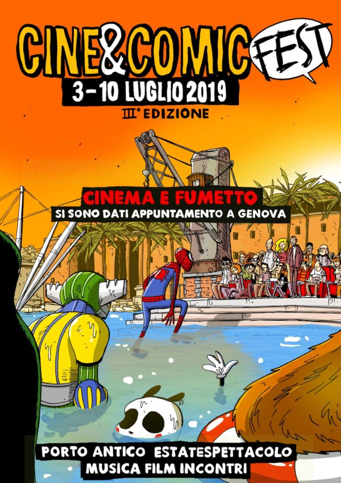 zerocalcare cinecomic fest 2019