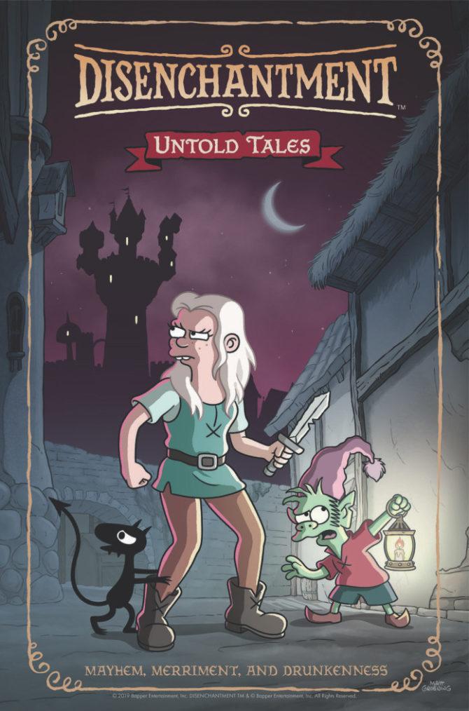 disenchantment untold tales bapper books