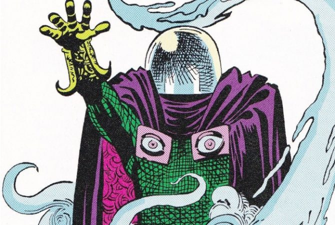 mysterio fumetti