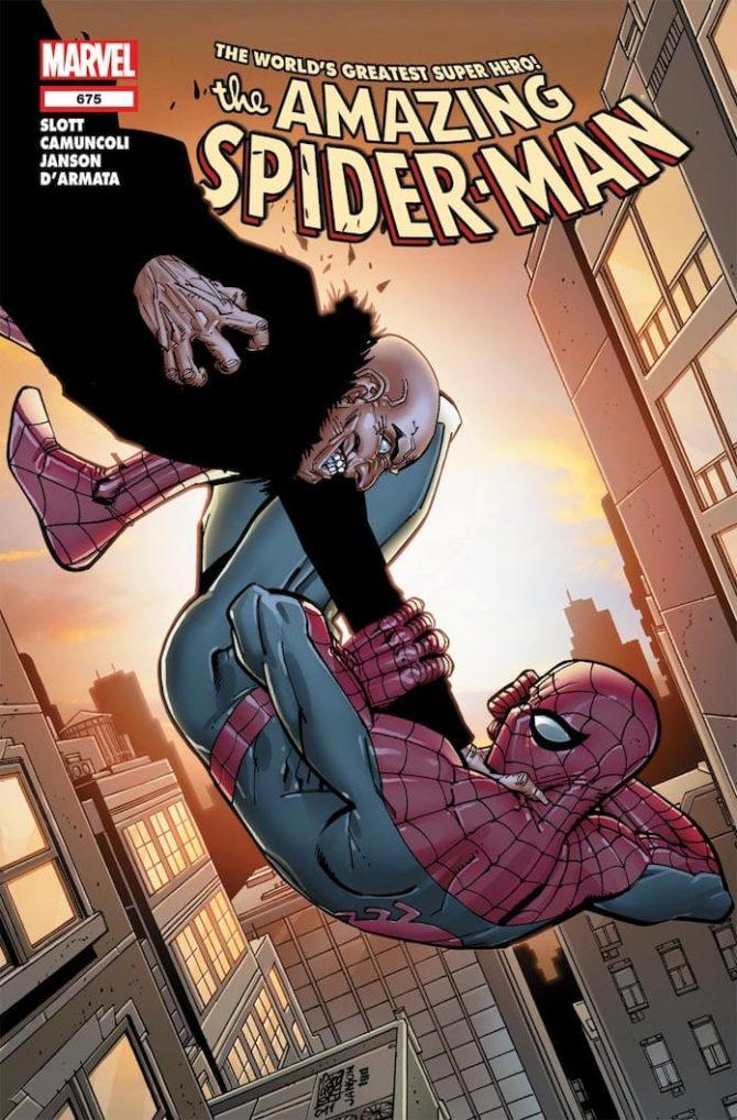 disegnare spider-man camuncoli marvel fumetti
