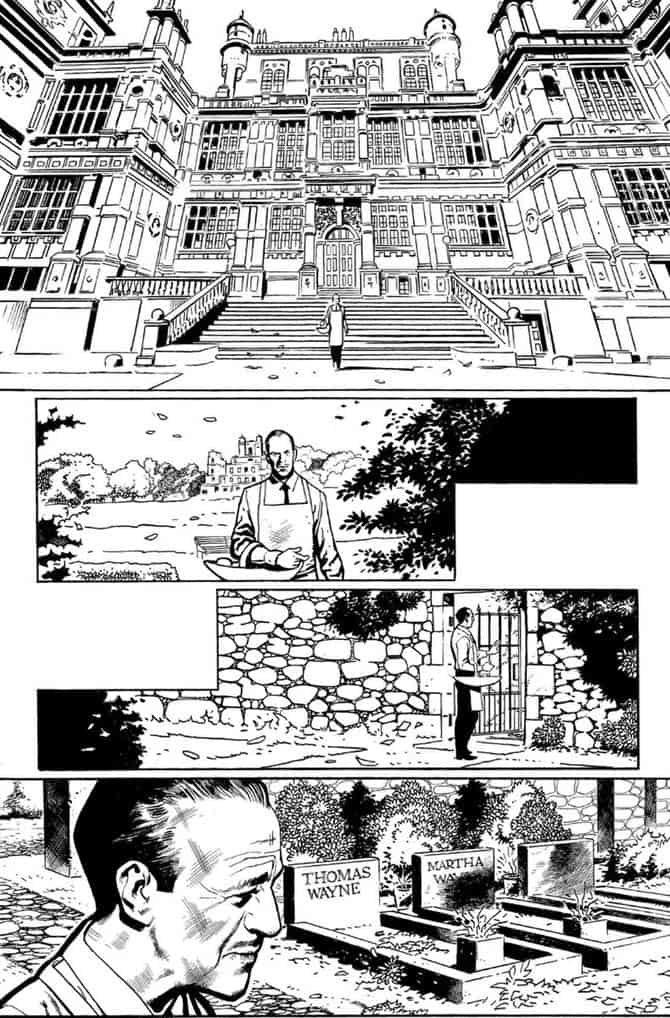 batman ellis hitch fumetto dc comics