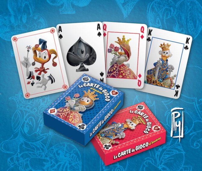 carte gioco topolino mottura