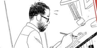 cartoonist adrian tomine