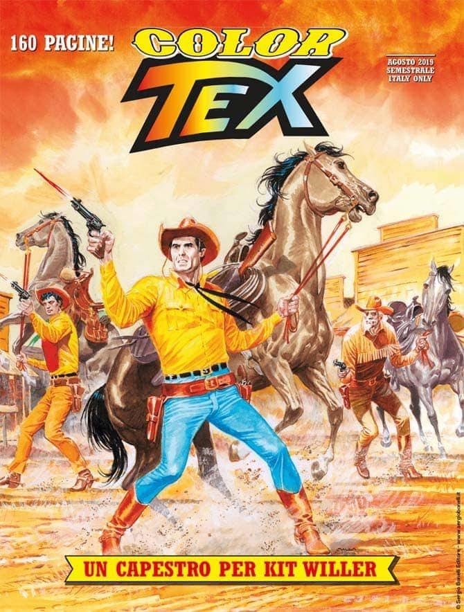 tex fumetti 9 8 2019