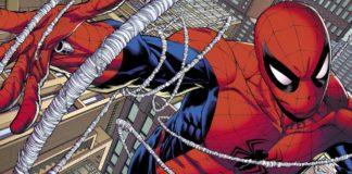 disegnare spider-man