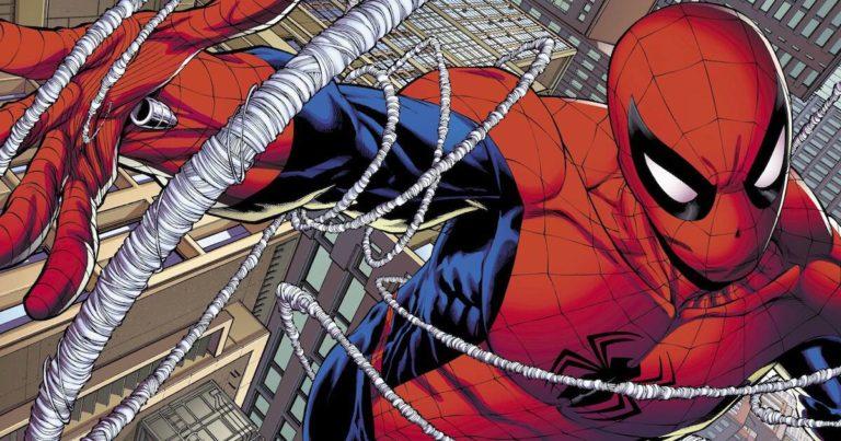 Quanto è difficile disegnare Spider-Man