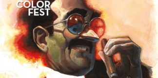 dylan dog color fest groucho