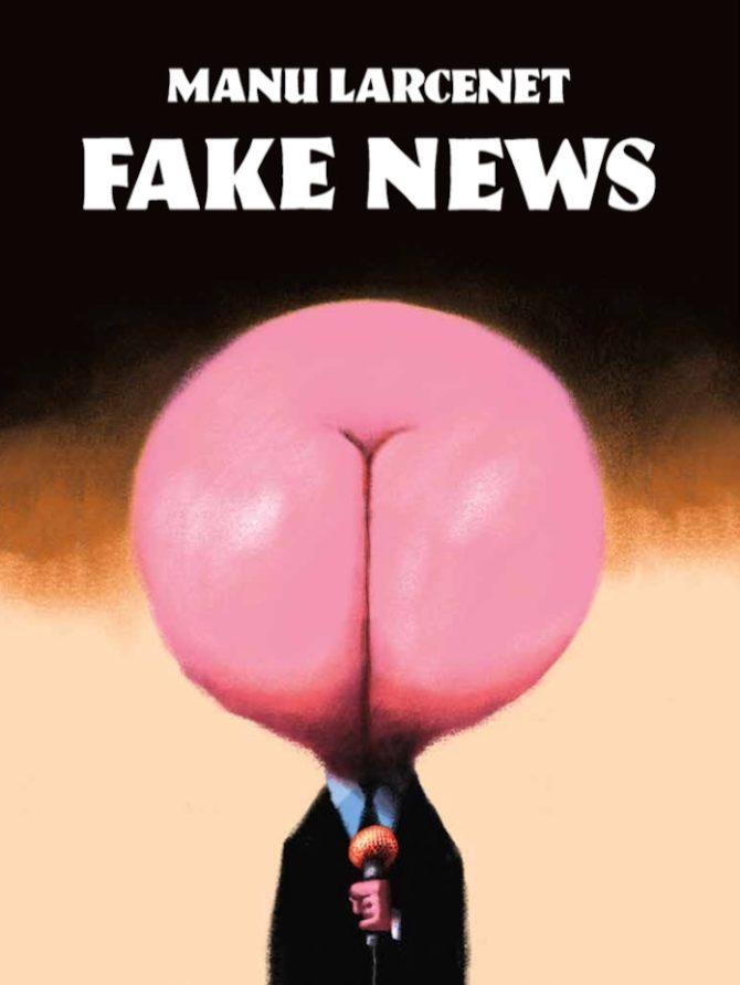 fake news manu larcenet coconino