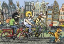 freak brothers serie animata