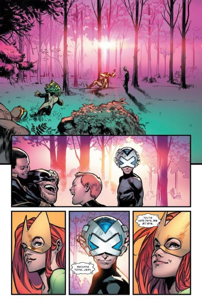 house of x 1 fumetto x-men