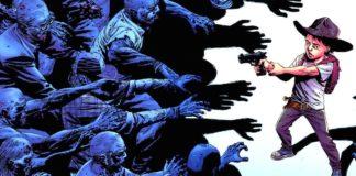 image comics walking dead fumetti