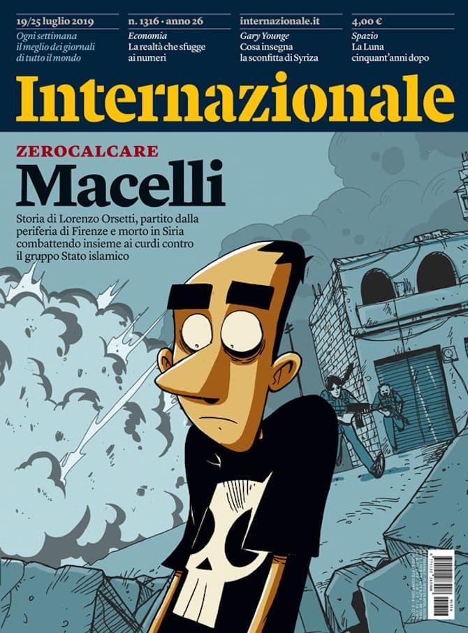 internazionale zerocalcare macelli
