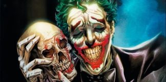 john carpenter joker fumetto