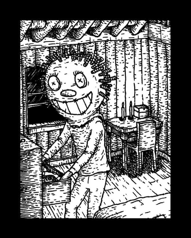 kap trap mat brinkman