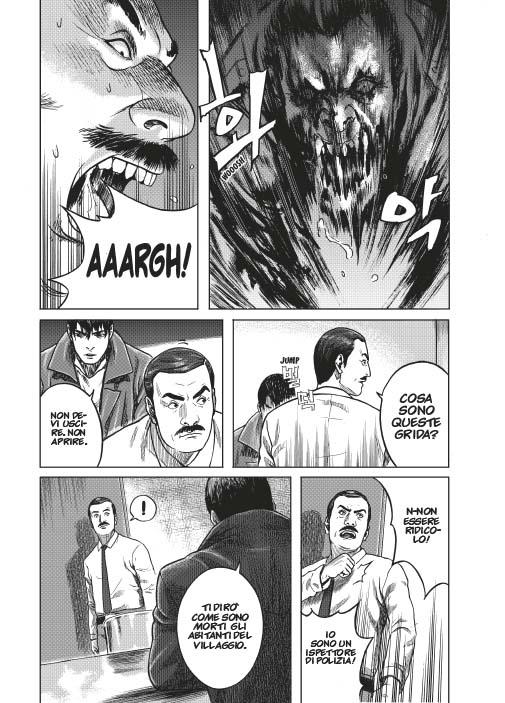 king of eden manga recensione