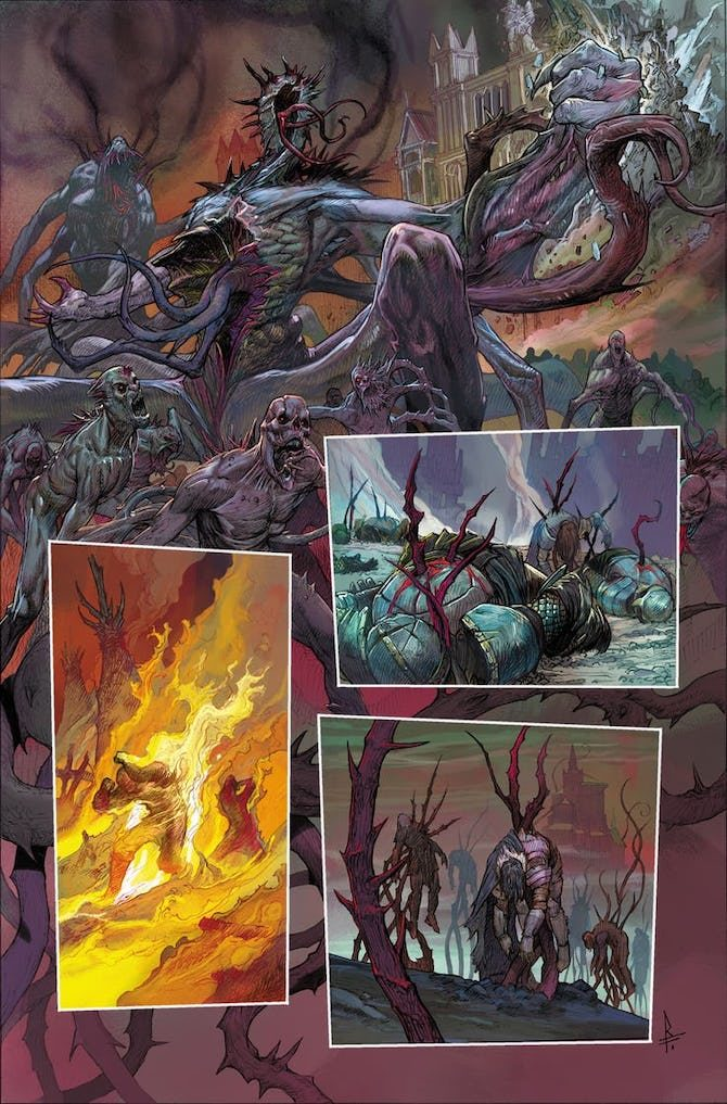 last god fumetti dc comics fumetti