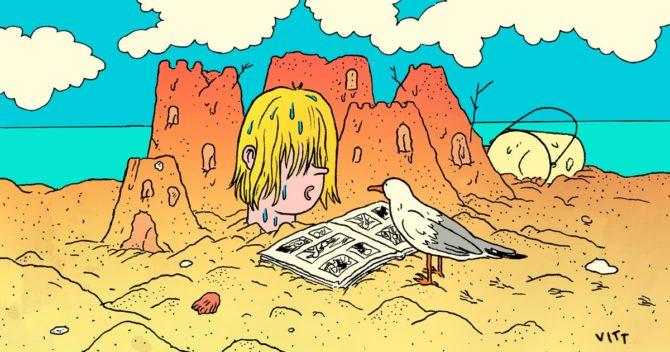 estate fumetti leggere