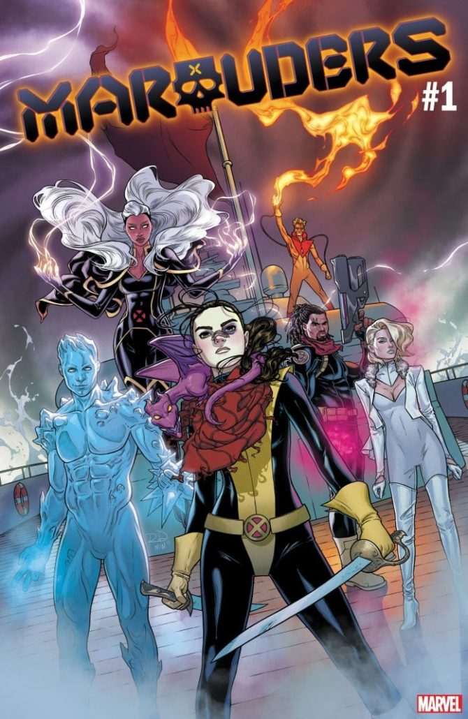 marauders x-men hickman marvel