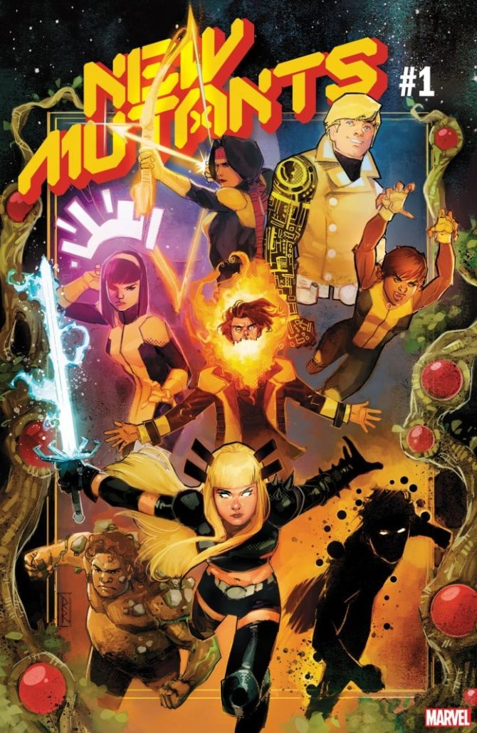 new mutants  x-men hickman nuovi fumetti marvel