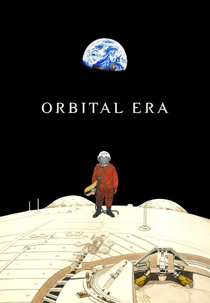 orbital era katsuhiro otomo