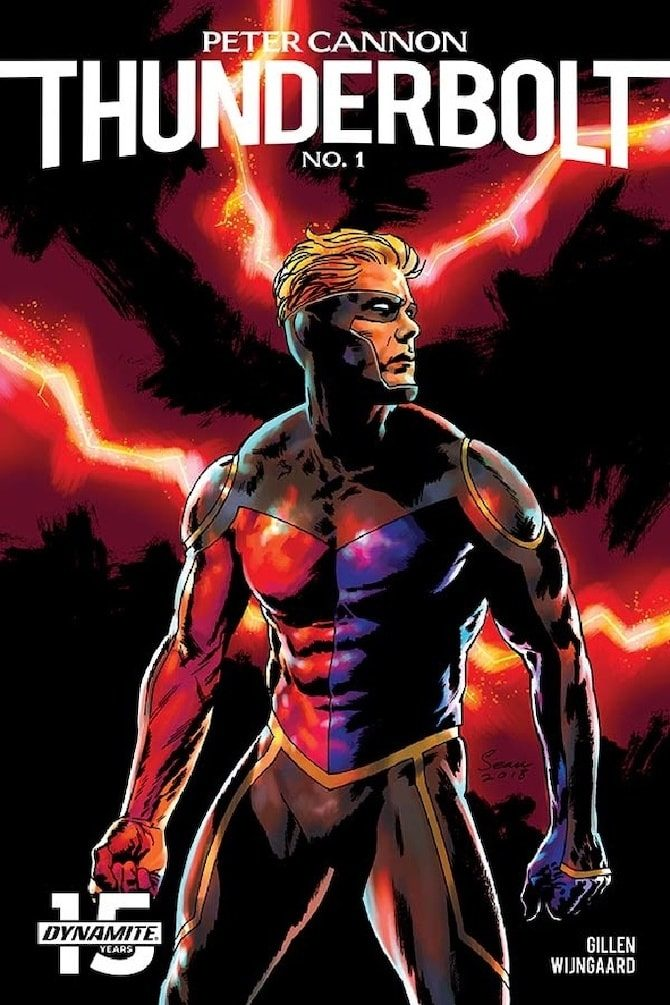 peter cannon thunderbolt