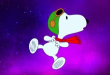 snoopy in space trailer
