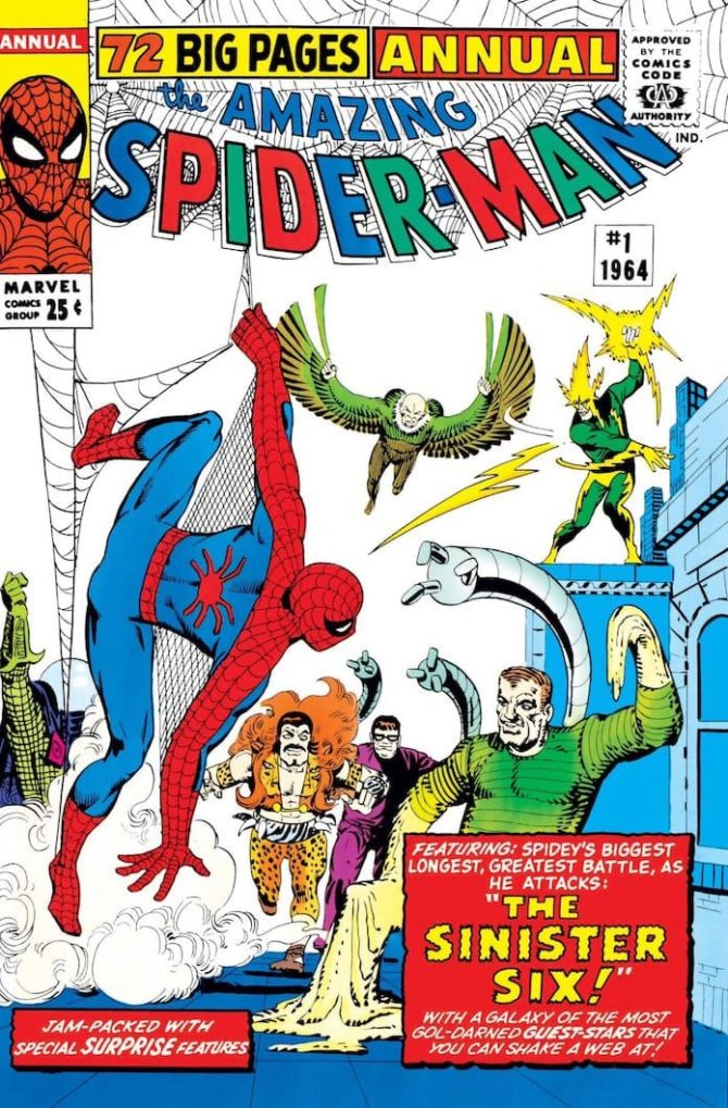mysterio fumetti marvel