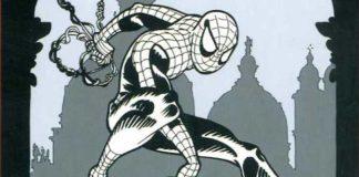 spider-man venezia segreto del vetro