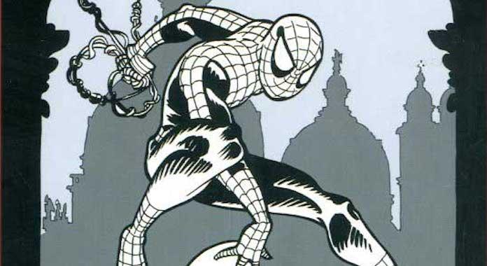 Spider-Man a Venezia, il primo fumetto italiano dell'Uomo Ragno