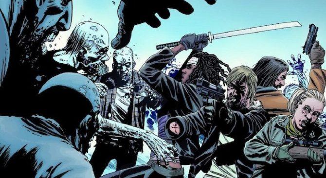 fine walking dead mistero zombie