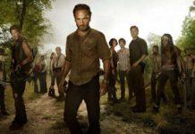 walking dead cast serie tv