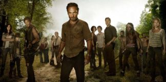walking dead cast serie tv