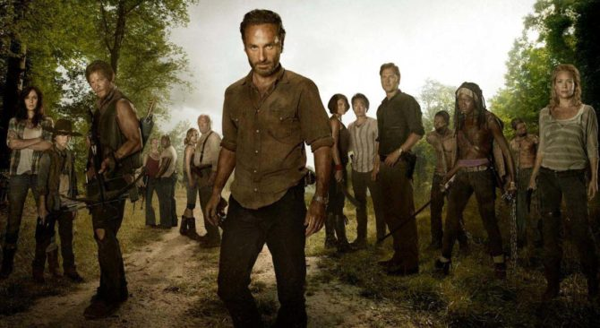 walking dead chiusura serie tv