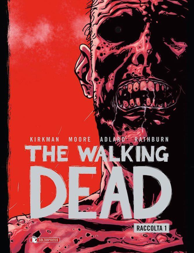 walking dead raccolta