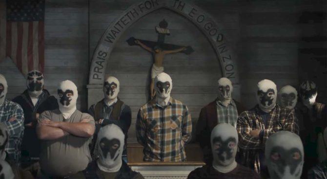 watchmen sky serie tv