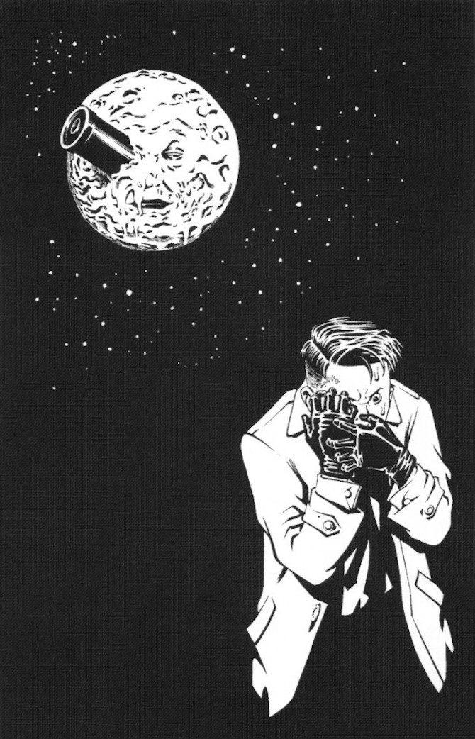 wet moon atsushi kaneko fumetti luna