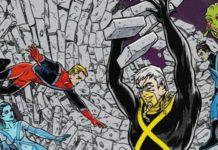 x-cellent marvel fumetti x-statix