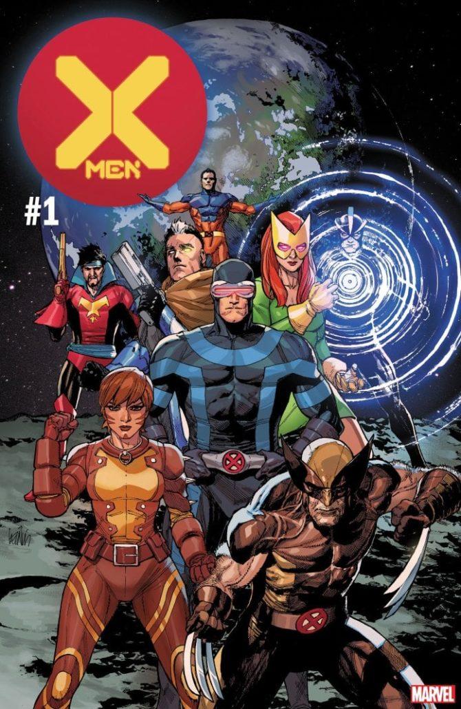 x-men hickman nuovi fumetti
