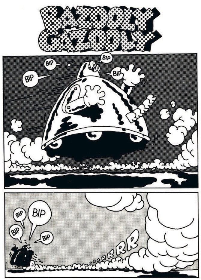 fumetti massimo mattioli
