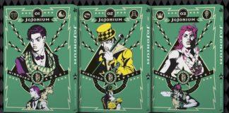 Jojonium jojo ristampa star comics