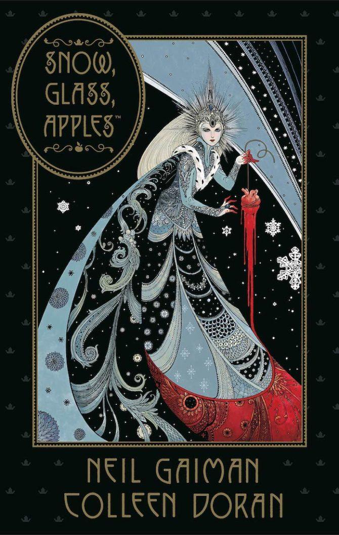 biancaneve neil gaiman snow glass apple colleen doran