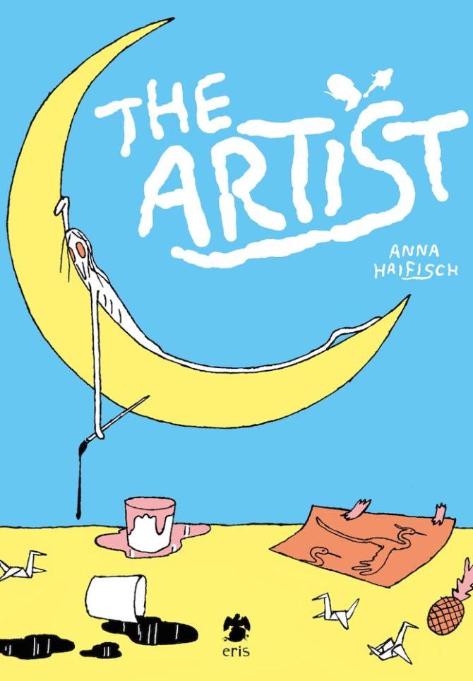 the artist anna haifisch migliori fumetti luglio 2019
