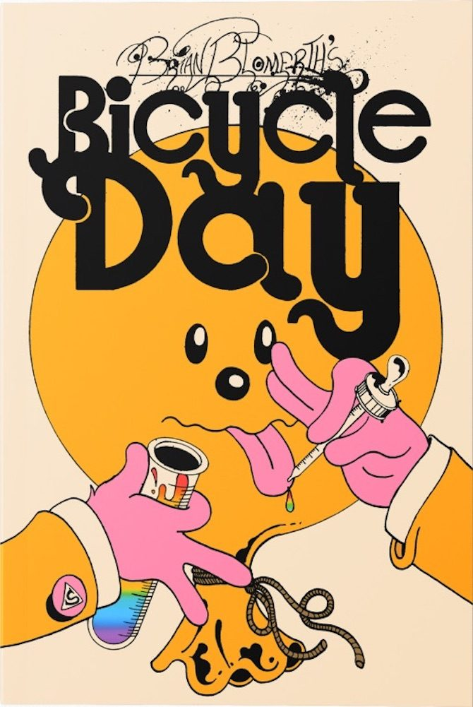 bicicle day brian blomerth