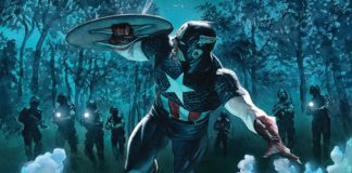 captain america fumetto marvel