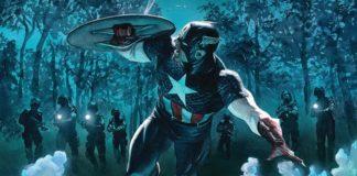captain america fumetto marvel