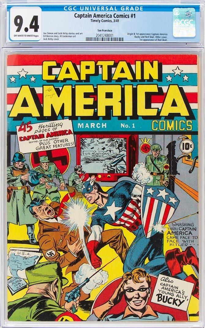 captain america 1 asta