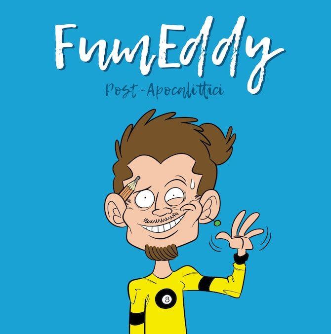 fumeddy fumetti di cane